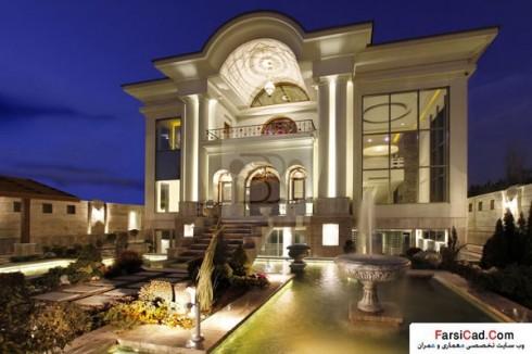 Villa - Mahsan (www.farsicad.com) 2