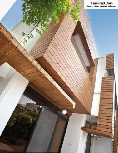نما ، نمای ساختمان ، نمای سنگی ، نمای کامپوزیت - نمای آپارتمان ، نمای ویلایی