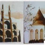 اسکیس و راندو - کروکی - شیت بندی - اسکیس با دست آزاد - معماری