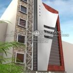 نمای ساختمان ، نماهای ساختمانی - عکس نماهای ساختمانی - نمای کامپوزیت - نمای سنگی - نما - عماد زند - نمای خانه