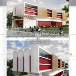 نمای ساختمان ، نماهای ساختمانی - عکس نماهای ساختمانی - نمای کامپوزیت - نمای سنگی - نما - عماد زند - نمای خانه - نمای برج