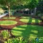 مجموعه 101 عکس محوطه سازی ویلایی و مسکونی ( حیاط ) - طراحی محوطه آلاچیق ، استخر ، سنگ فرش و ... 9