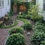 مجموعه 101 عکس محوطه سازی ویلایی و مسکونی ( حیاط ) - طراحی محوطه آلاچیق ، استخر ، سنگ فرش و ... 10