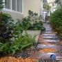 مجموعه 101 عکس محوطه سازی ویلایی و مسکونی ( حیاط ) - طراحی محوطه آلاچیق ، استخر ، سنگ فرش و ... 19