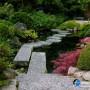 مجموعه 101 عکس محوطه سازی ویلایی و مسکونی ( حیاط ) - طراحی محوطه آلاچیق ، استخر ، سنگ فرش و ... 22
