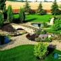 مجموعه 101 عکس محوطه سازی ویلایی و مسکونی ( حیاط ) - طراحی محوطه آلاچیق ، استخر ، سنگ فرش و ... 28