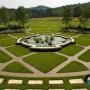 مجموعه 101 عکس محوطه سازی ویلایی و مسکونی ( حیاط ) - طراحی محوطه آلاچیق ، استخر ، سنگ فرش و ... 29
