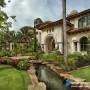 مجموعه 101 عکس محوطه سازی ویلایی و مسکونی ( حیاط ) - طراحی محوطه آلاچیق ، استخر ، سنگ فرش و ... 32