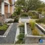 مجموعه 101 عکس محوطه سازی ویلایی و مسکونی ( حیاط ) - طراحی محوطه آلاچیق ، استخر ، سنگ فرش و ... 34