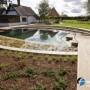 مجموعه 101 عکس محوطه سازی ویلایی و مسکونی ( حیاط ) - طراحی محوطه آلاچیق ، استخر ، سنگ فرش و ... 46