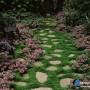 مجموعه 101 عکس محوطه سازی ویلایی و مسکونی ( حیاط ) - طراحی محوطه آلاچیق ، استخر ، سنگ فرش و ... 63