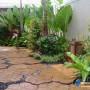 مجموعه 101 عکس محوطه سازی ویلایی و مسکونی ( حیاط ) - طراحی محوطه آلاچیق ، استخر ، سنگ فرش و ... 80