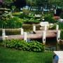 مجموعه 101 عکس محوطه سازی ویلایی و مسکونی ( حیاط ) - طراحی محوطه آلاچیق ، استخر ، سنگ فرش و ... 85