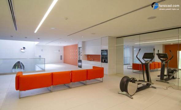 دکوراسیون مدرن - طراحی داخلی مدرن