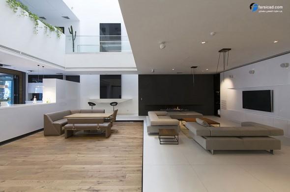 طراحی داخلی و دکوراسیون مدرن