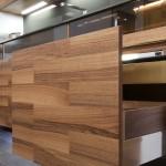 جدیدترین طرح های کابینت آشپزخانه ( ام دی اف و های گلاس ) - مدل کابینت MDF high Gloss 15