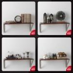 دانلود مجموعه آبجکت های تزئینات آشپزخانه ، حال، پذیرایی و اتاق خواب - Evermotion Archmodels Vol 134 6