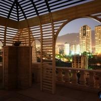 مجتمع مسکونی چناران پارک تهران - طراحی مهندس معمار فرزاد دلیری - آپارتمان مسکونی در تهران 3