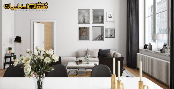 تزئینات ، وسایل دکوری ، دکوراسیون ، طراحی داخلی ، طراحی نمای داخلی منزل