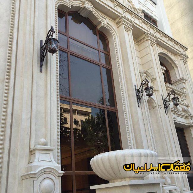 نما رومی ساختمان - نما رومی سنگ - نما رومی در تهران - نما رومی سیمانی - نما رومی کلاسیک - نما رومي - نما رومی dwg- نمای رومی dwg - نما رومي ساختمان - نمای رومی 3d max