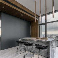دکوراسیون و طراحی داخلی آپارتمان لوکس (دکوراسیون داخلی منزل ) 8