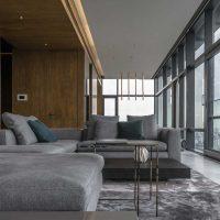 دکوراسیون و طراحی داخلی آپارتمان لوکس (دکوراسیون داخلی منزل ) 9