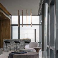 دکوراسیون و طراحی داخلی آپارتمان لوکس (دکوراسیون داخلی منزل ) 11