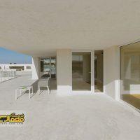 طراحی ویلای 150 متری دوبلکس بسیار زیبا ( نقشه ویلای ایرانی شیب دار شمال کشور ) 2