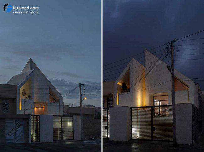 نمای ساختمان - نمای ساختمان ویلایی - نمای ساختمان مسکونی - نمای ساختمان دو طبقه رومی -نمای ساختمان ویلایی یک طبقه - نمای ساختمان دوبلکس
