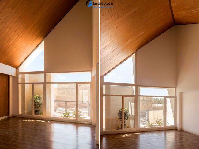 دکوراسیون مسکونی - پلان مسکونی - طراحی داخلی ویلا