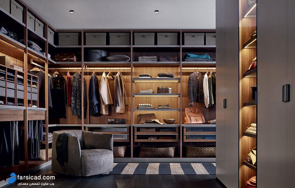 طراحی فروشگاه لباس - طراحی داخلی فروشگاه لباس - طراحی مغازه کوچک - طراحی دکوراسیون مغازه - دکوراسیون مغازه پوشاک