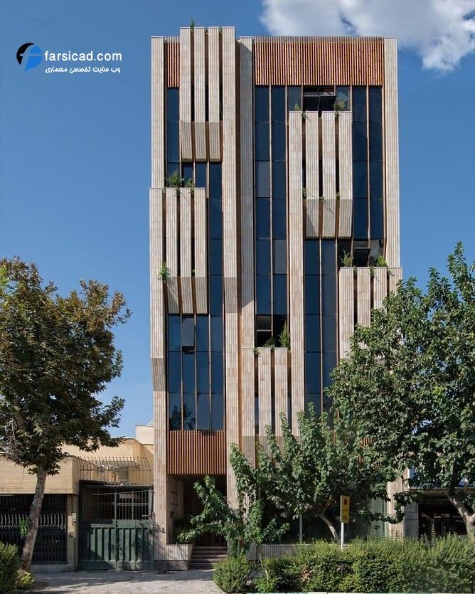 25 نمای ساختمان مسکونی ، آپارتمانی و ویلایی لوکس و لاکچری 5