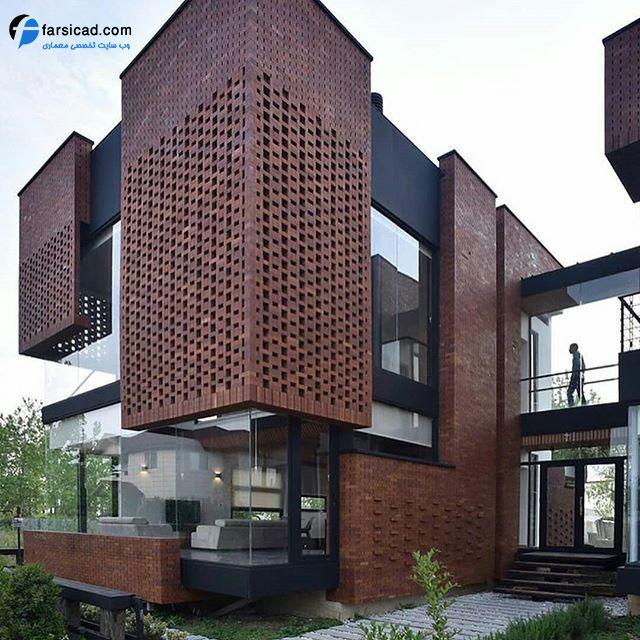 25 نمای ساختمان مسکونی ، آپارتمانی و ویلایی لوکس و لاکچری 7