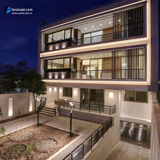 25 نمای ساختمان مسکونی ، آپارتمانی و ویلایی لوکس و لاکچری 3