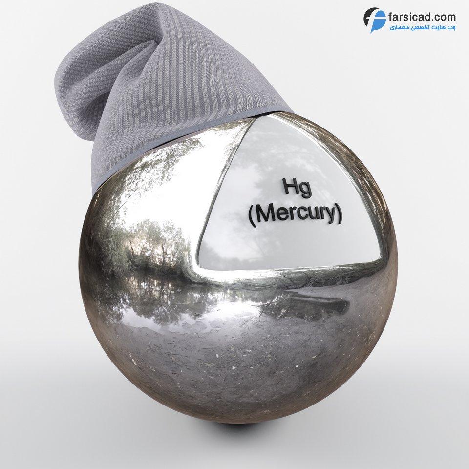 دانلود مجموعه فوق العاده متریال فلزات ( طلا ، نقره ، تیتانیوم ، آهن و ... ) 5