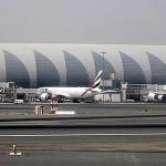 فرودگاه دبی ، بنایی زیبا با معماری روز دنیا 11