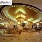 فرودگاه دبی ، بنایی زیبا با معماری روز دنیا 12