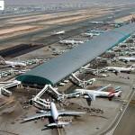 فرودگاه دبی ، بنایی زیبا با معماری روز دنیا 13