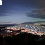 فرودگاه دبی ، بنایی زیبا با معماری روز دنیا 14