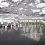 فرودگاه دبی ، بنایی زیبا با معماری روز دنیا 15