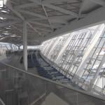فرودگاه دبی ، بنایی زیبا با معماری روز دنیا 16