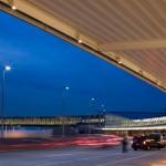 فرودگاه دبی ، بنایی زیبا با معماری روز دنیا 17