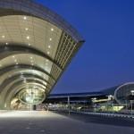 فرودگاه دبی ، بنایی زیبا با معماری روز دنیا 22