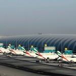 فرودگاه دبی ، بنایی زیبا با معماری روز دنیا 24