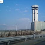 فرودگاه دبی ، بنایی زیبا با معماری روز دنیا 3