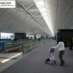 فرودگاه دبی ، بنایی زیبا با معماری روز دنیا 5