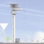 فرودگاه دبی ، بنایی زیبا با معماری روز دنیا 6