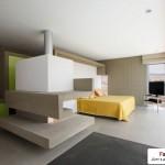 خانه ای برای یک معمار - عکس و پلان 16