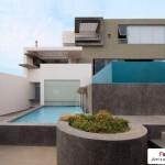 خانه ای برای یک معمار - عکس و پلان 3