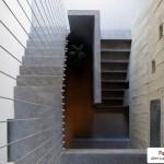 خانه ای برای یک معمار - عکس و پلان 24